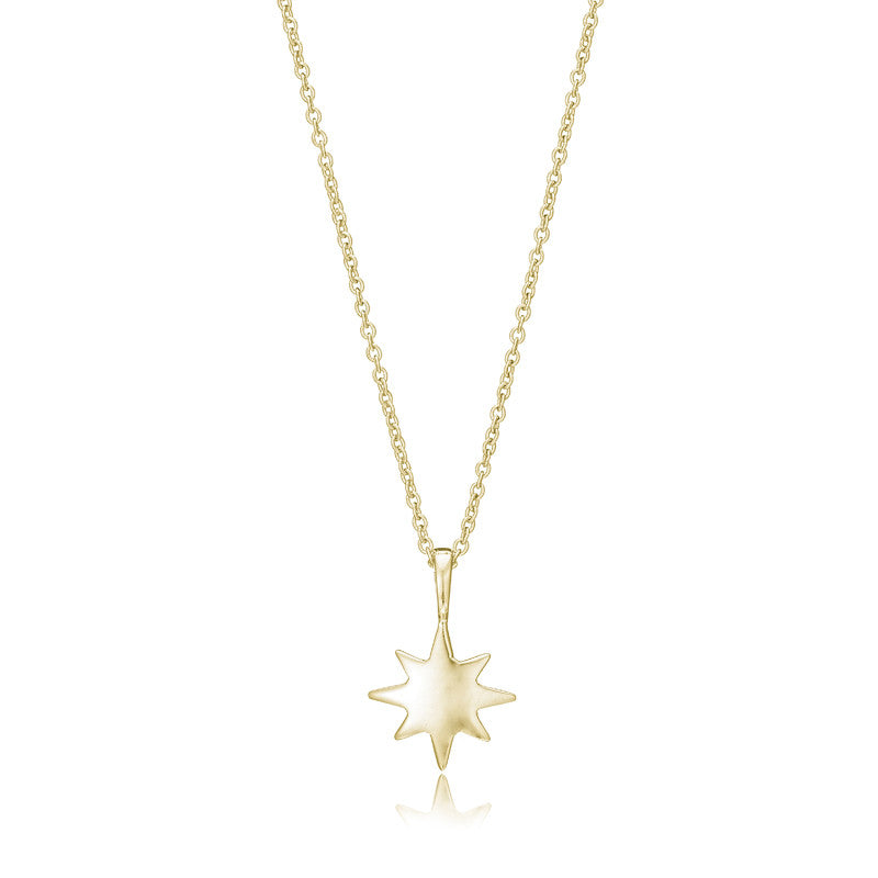 North Star Charm for Bracelet