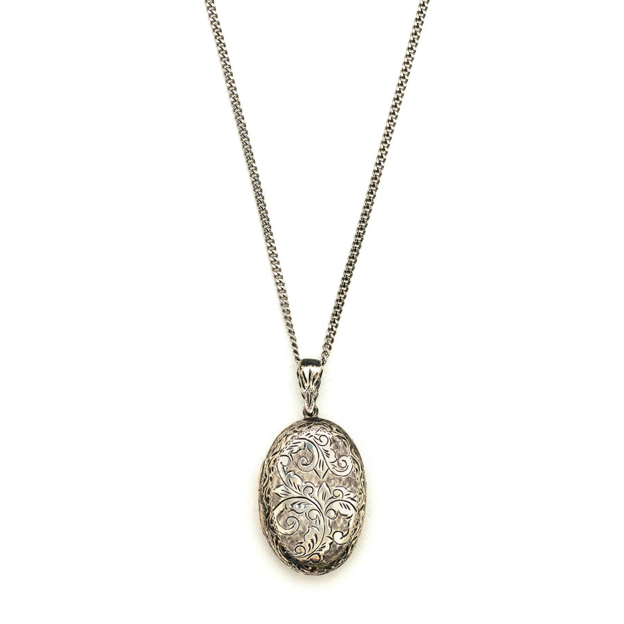 Siam Sterling Silver Locket