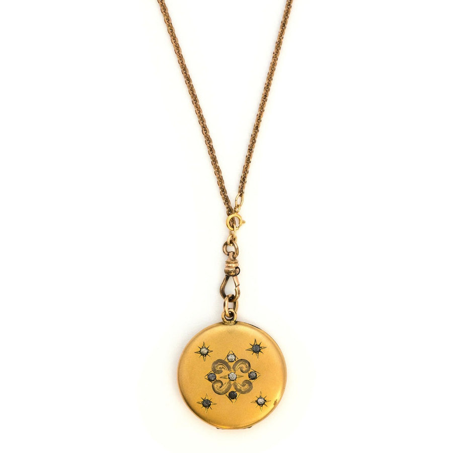 Stars in the Sky Locket