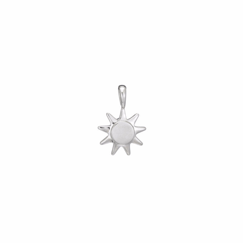 You Are My Sunshine Charm Necklace - Tiny