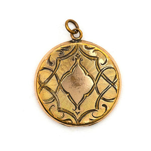 Kaleidoscope Locket