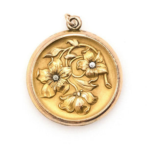 Wildflowers Locket
