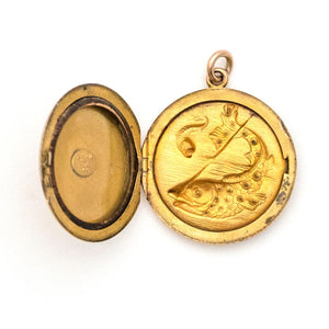 Koi Fish Locket