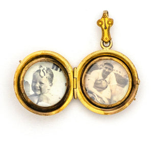 Earth & Wind Locket