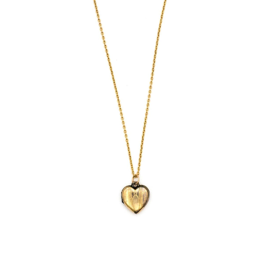 Lilliputian Heart Locket