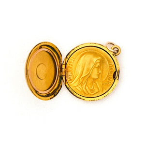 Devotion Locket