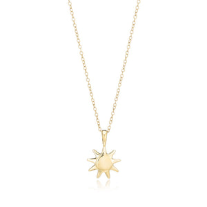 You Are My Sunshine Necklace - Classic