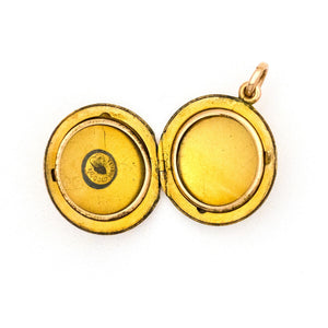 Fine Starburst Locket
