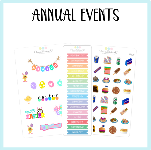 Annual Events & Celebrations