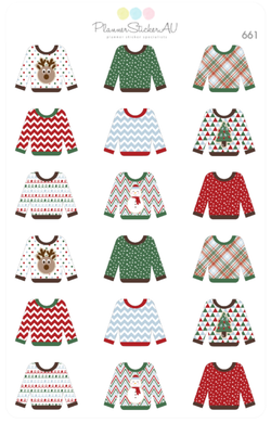 Ugly Christmas Sweaters | 661