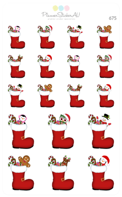 Christmas Stockings | 675