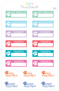 Pet Care Reminders | 760