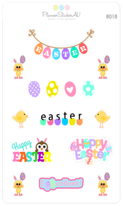 Easter Stickers | 8018