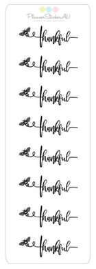 Mini Sheet | Be Thankful | 9351