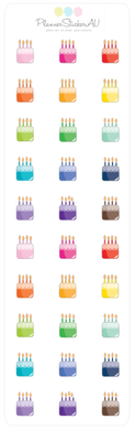 Mini Sheet | Birthday Icon | 9015