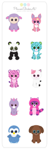 Mini Sheet | Cutest Animals Ever 1 | 9053