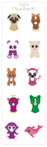 Mini Sheet | Cutest Animals Ever 3 | 9052