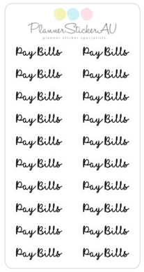 Super Mini Sheet | Text | Pay Bills