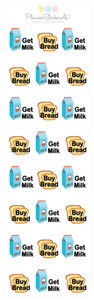 Mini Sheet | Bread and Milk | 9160
