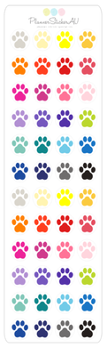 Mini Sheet | Dog Paws | 9060