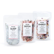 Load image into Gallery viewer, Therapy Bath Salts Bundle