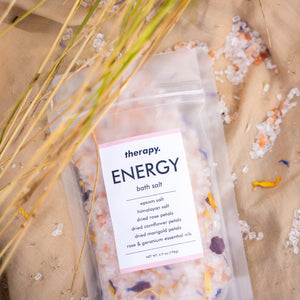 Energy Bath Salt
