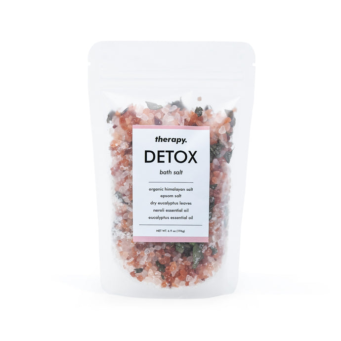 Detox Bath Salt | Therapy