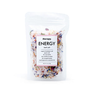 Organic Bath Salt | Therapy