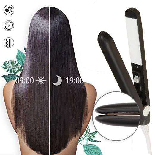 80%OFF- SILKY HAIR Professional Hair Straightener
