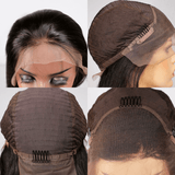 Lace Front Human Hair Wig Body Wave/Free Shipping