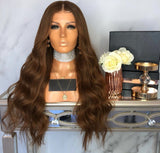 ROSA 21 INCHES Lace Wavy Hair For Wedding/Free Shipping