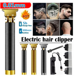Hair Trimmer Barber Hair Clipper Cordless Hair Cutting Machine Beard Trimmer Shaving Machine Wireless Electric/Free Shipping
