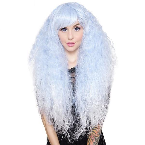 "Gothic Lolita Wigs®  Rhapsodyâ""?Collection - Sax Fade -00114"