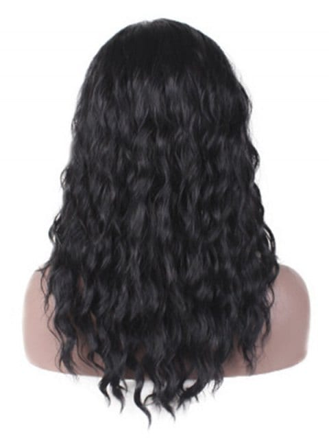Foxwigs Lace Front Wigs Slight Curly Side Part Long Hair Wig/Free Shipping