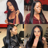 BREATHABLE 360 LACE WIG PRE PLUCKED(14''-26'')