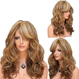 Big Wave Fluffy Hairstyle Wig
