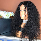 Black curly long hair/Free Shipping