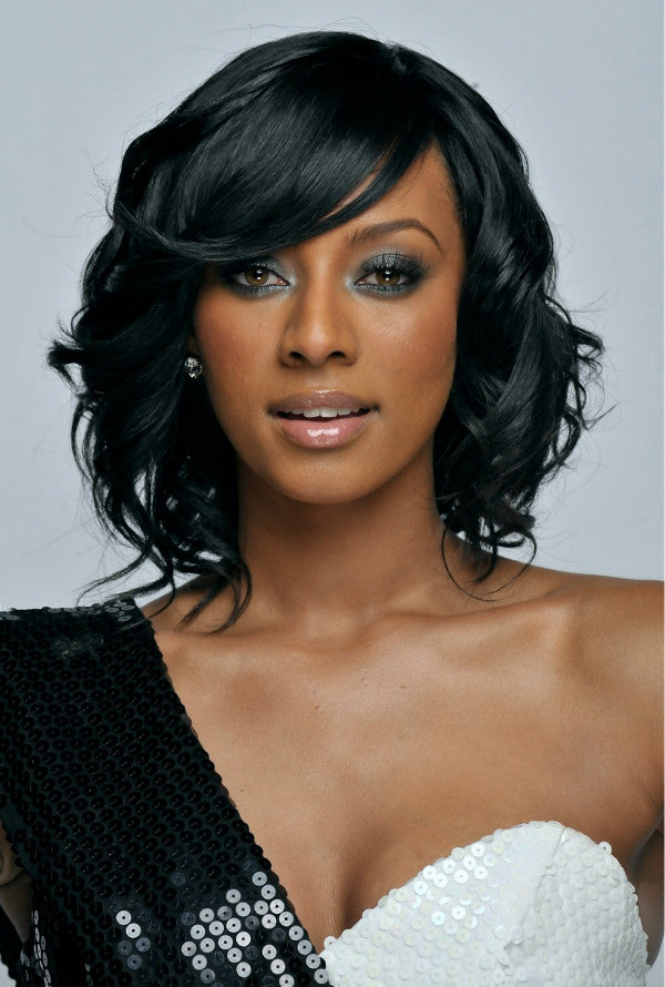 Wigsfox 8  Curly Short Wigs For African American Women The Same As The Hairstyle In The Picture