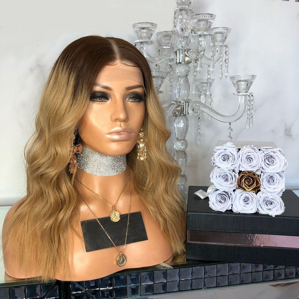 LA ROSE BOB 11 INCHES/Free Shipping