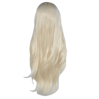 Wavy Synthetic Lace Front Wig Lace Wigs Women Fashion Gold Hair Lace Net