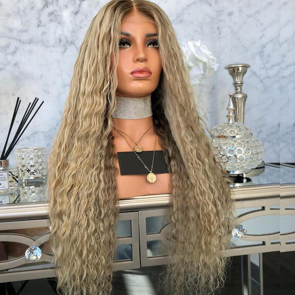Brown wave  Wig(New product discount)