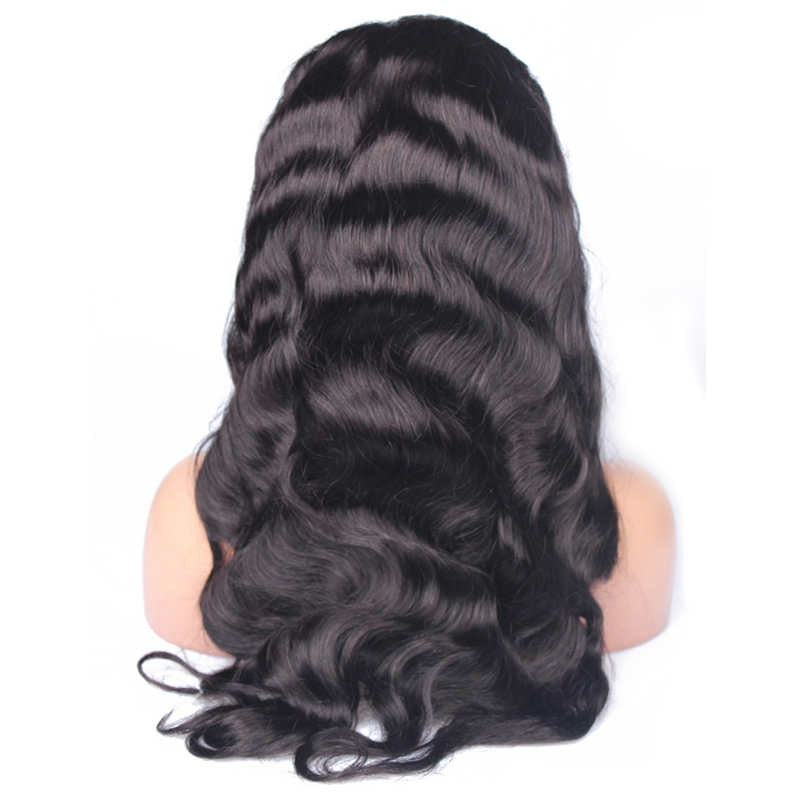 Foxwigs Lace Front Wigs Dyed Perm Middle Part Body Wave Long Wig/Free Shipping