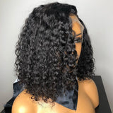 Deep Curly Short Bob Wigs 13x6 Lace Front Wigs For Women/Free Shipping