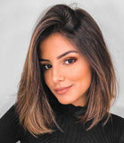 Best Short Lace Frontal Bob Wigs For Women/Free Shipping