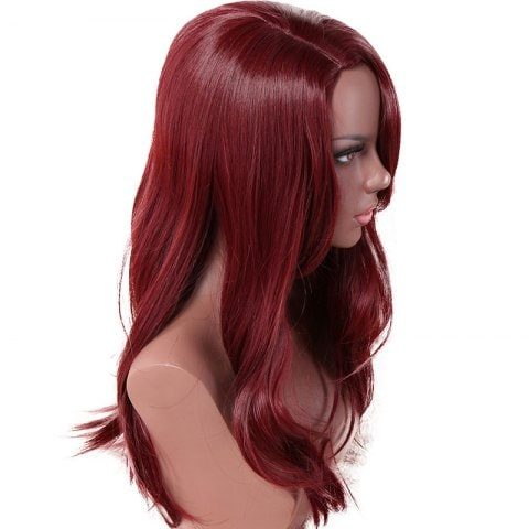 Partial Distribution Type Smooth Big Wave Long Wig