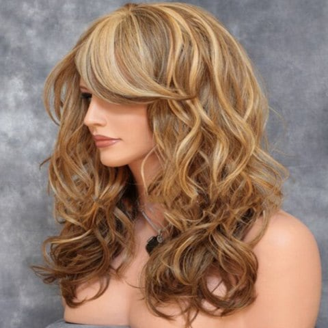 Big Wave Fluffy Hairstyle Wig/Free Shipping