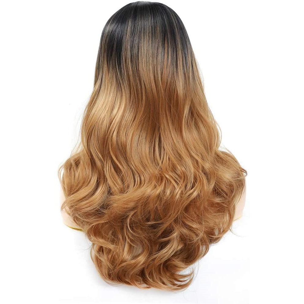 Wigsfox Best Long Brown Hair Wigs For Women/Free Shipping