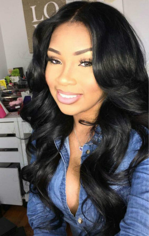 Wigsfox 14  Bob Straight Wigs For African American Women The Same As The Hairstyle In The Picture