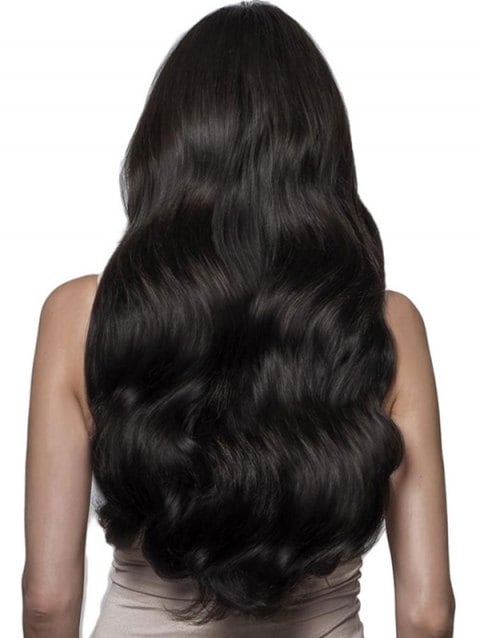 Foxwigs Lace Front Wigs Hair Long Center Part Body Wave Wig/Free Shipping