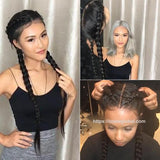 New pre braided wig/Free Shipping
